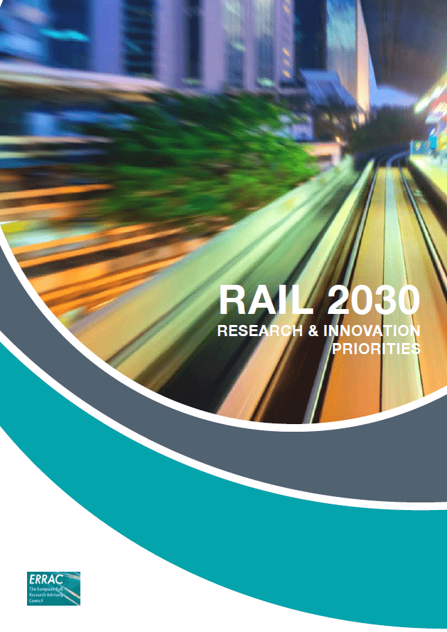 Rail 2030 - Research and innovation priorities